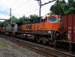 BNSF 993 on K138